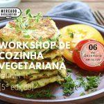 Workshop de cozinha vegetariana nível 1 (5ª Edição)