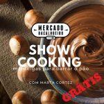 Show Cooking - Aprenda a preparar as suas manteigas!