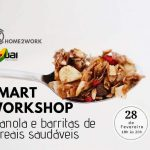 SMART Workshop de Granola e Barritas saudáveis